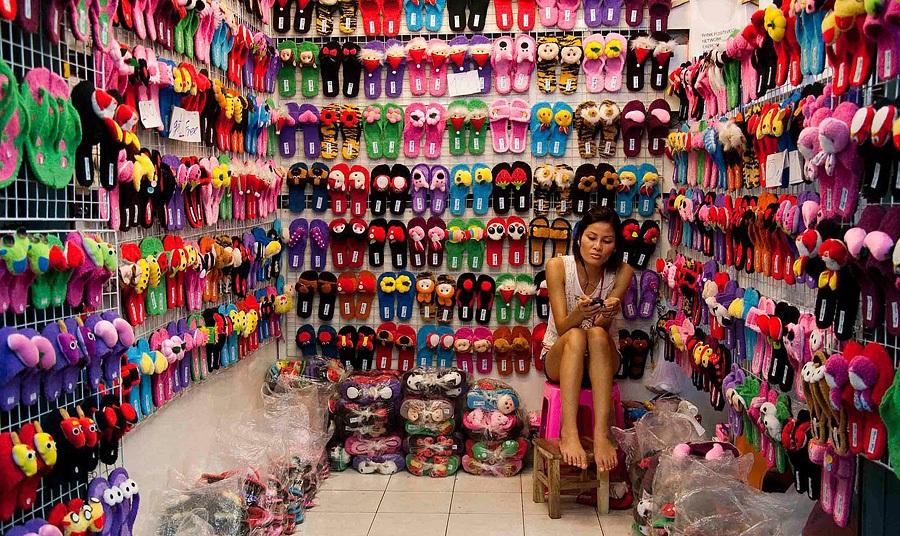 Оптовые рынки в тайланде