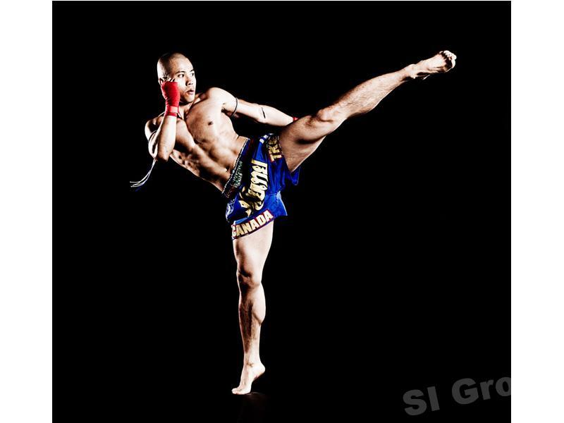 Таиланд тайский бокс
