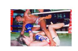 Thailand Thai boxing. History and Reality