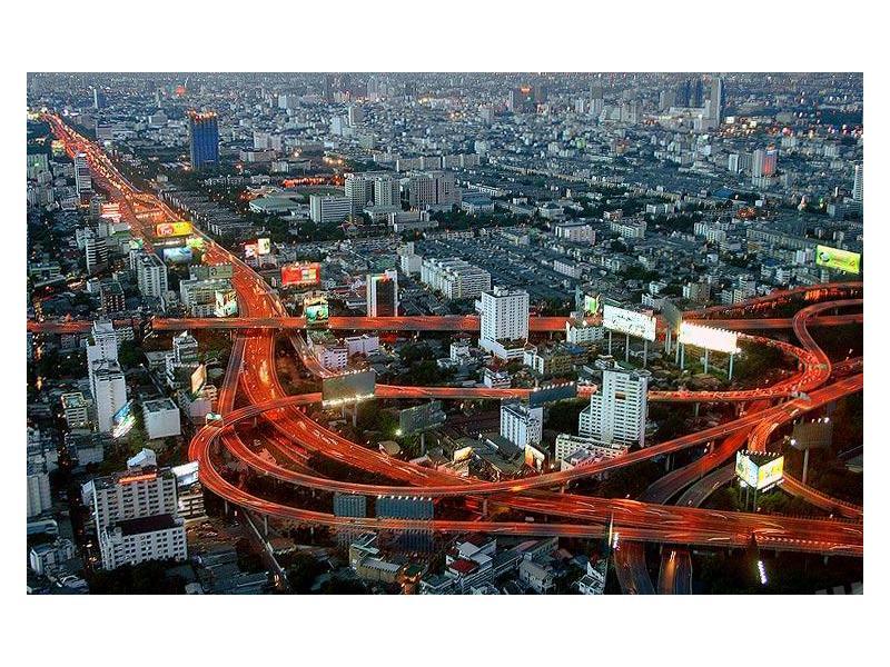 Бангкок — город прошлого, настоящего и будущего
