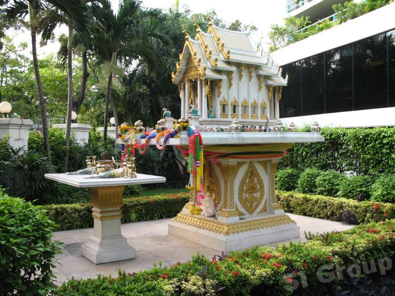 Домики духов в Таиланде Домики для духов