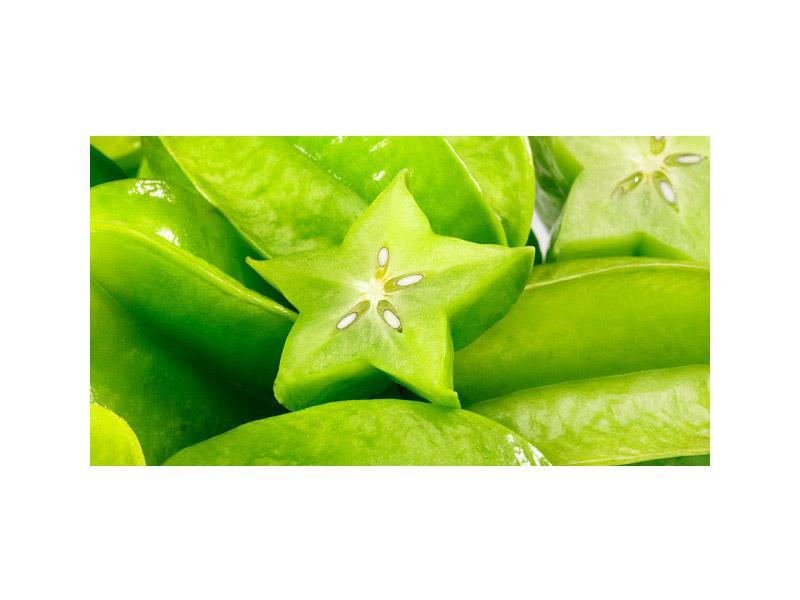 Карамбола — Фрукты Тайланда: Карамбола — уникальный тропический фрукт