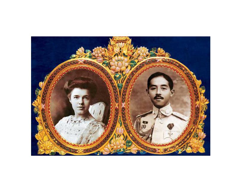 Королевство Сиам — история любви принца и русской красавицы