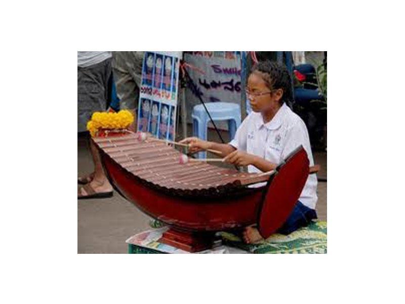 Музыка Таиланда