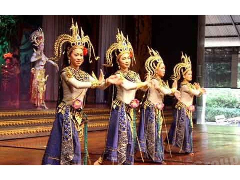 Национальная музыка Таиланда