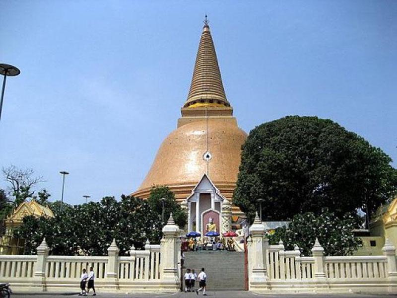 Провинция Накхон Патхом (Nakhon Pathom)