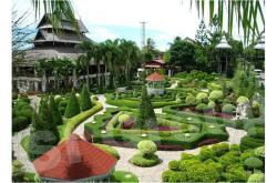 Парки Таиланда