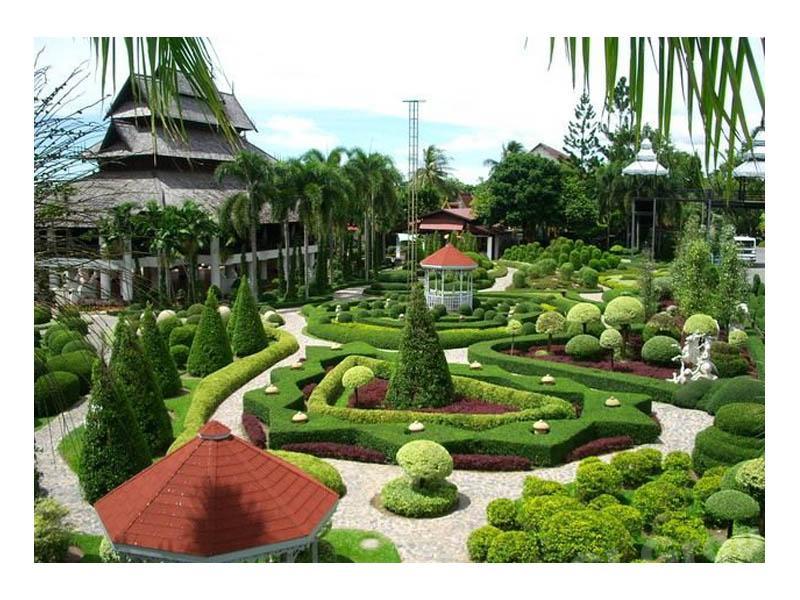 Парки Таиланда. Самые красивые парки Таиланда