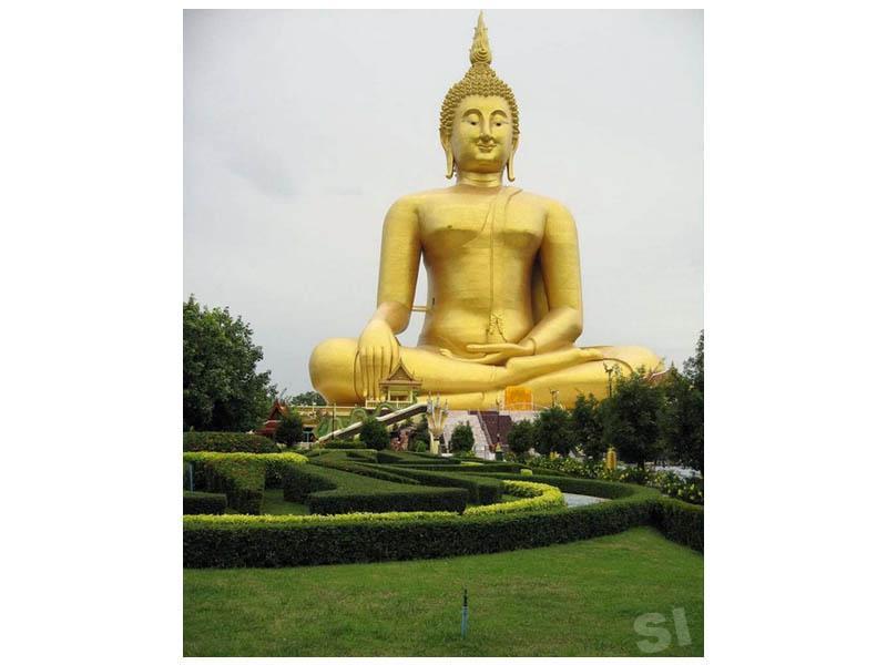 Статуи Будды в Таиланде- ТОП 10 самых величественных статуй Таиланда