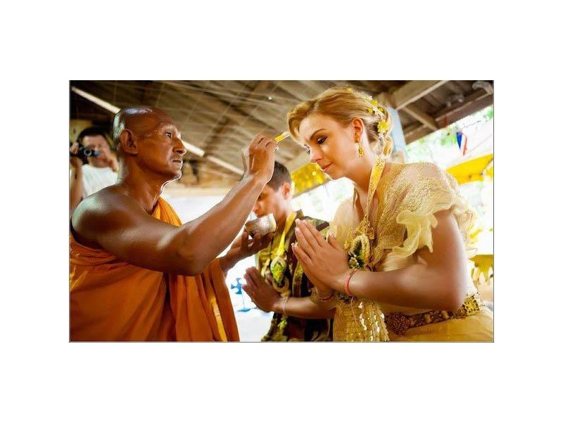 Свадьба в Таиланде — свадьба в тайском стиле