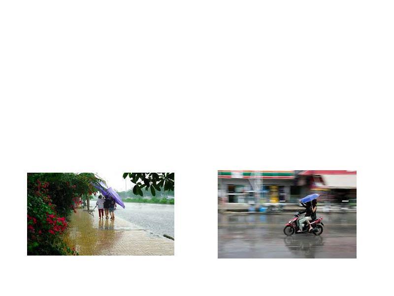 Таиланд сезон дождей