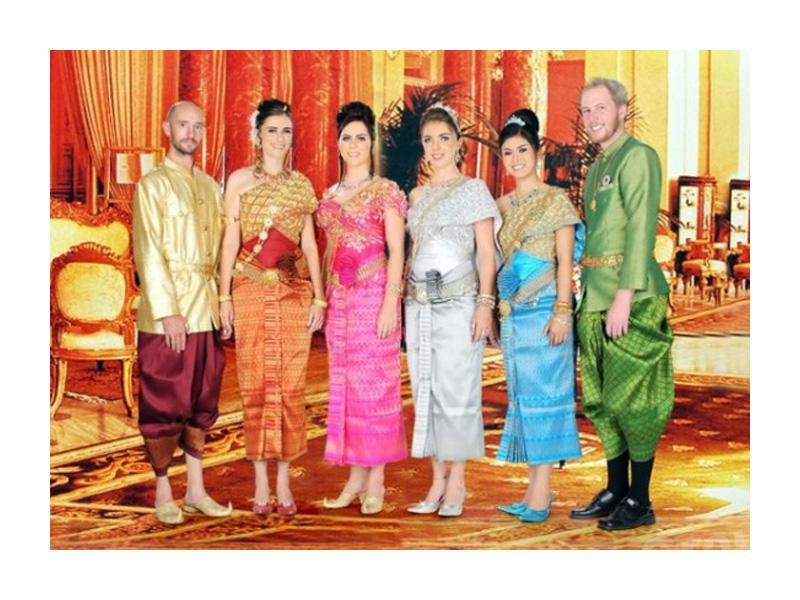 Thai clothes - traditions and customs