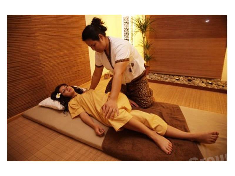 Тайская масаж