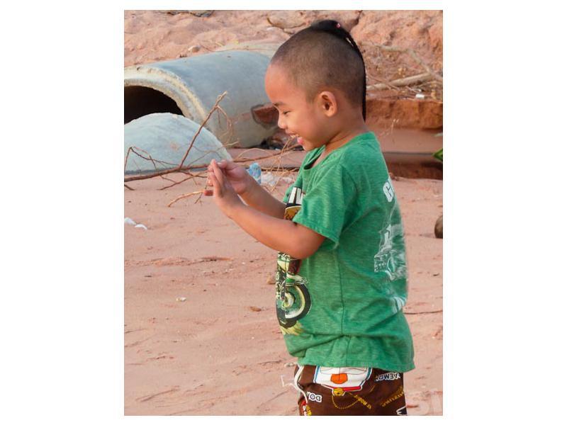 Традиции Таиланда: Зачем тайским детям косичка?!
