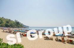 Пляж Ката Ной (Kata Noi beach) на острове Пхукет
