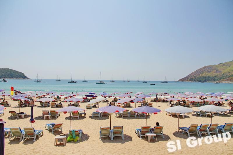 Пляж Най Харн Пхукет (Nai Harn beach)