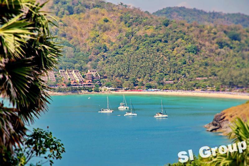 Nai Harn Beach Phuket (praia de Nai Harn)