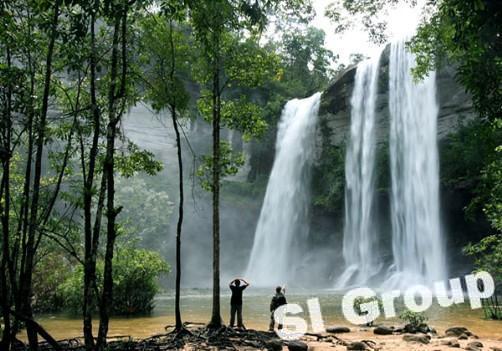 Водопад Бангпеа