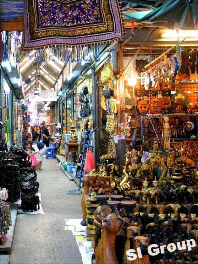 Рынок Chatuchak