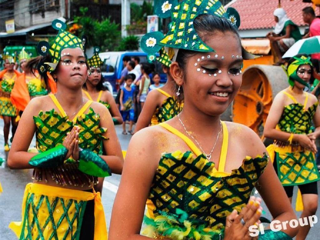 Фестиваль ананасов