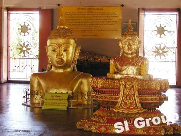 Храм Пра Тонг