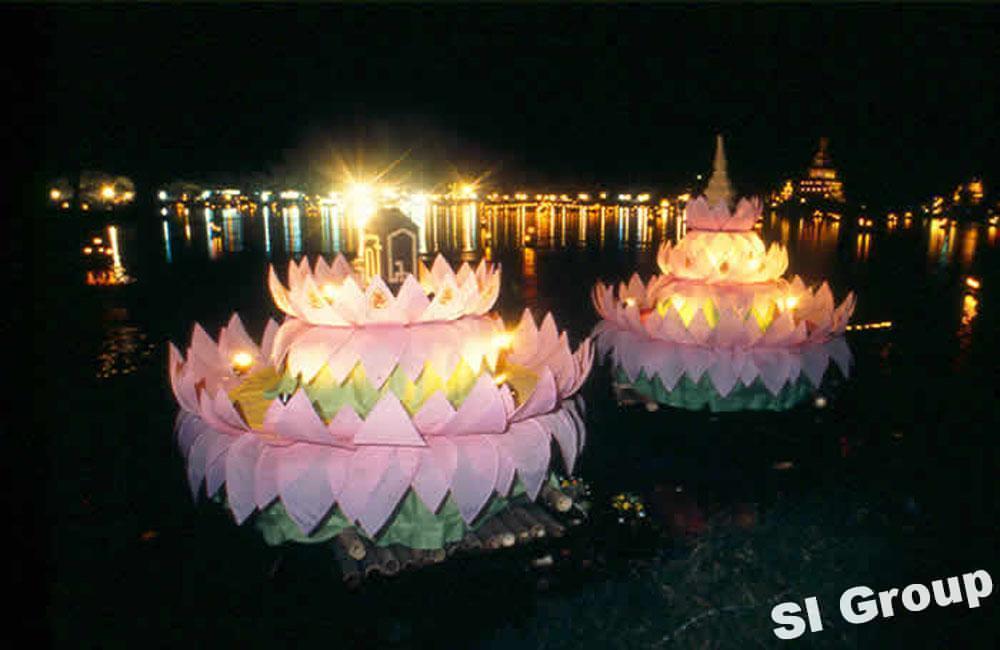Все праздники Таиланда