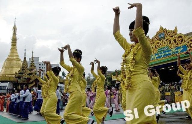 Сонгкран —Тайский Новый год