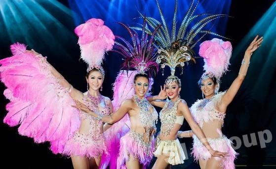 См шоу транссексуалов тайланда бесплатно