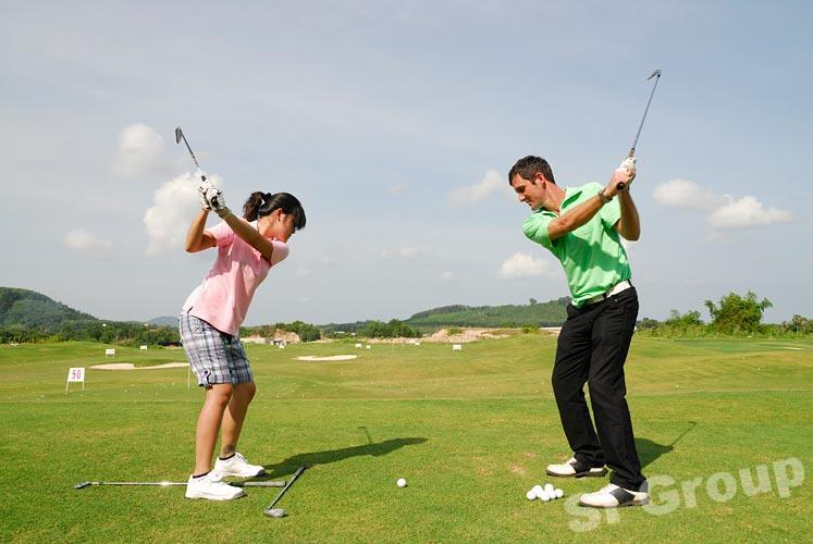 Golf clubs Phuket