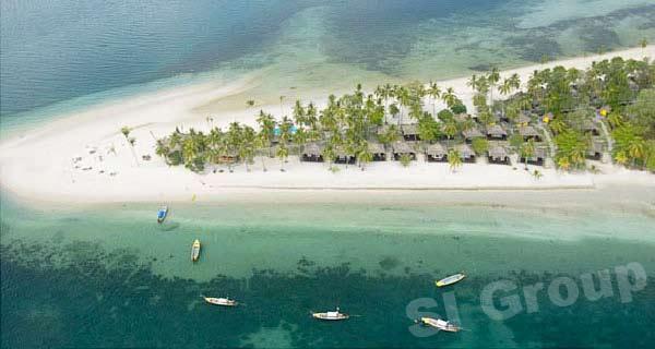 Остров Либонг