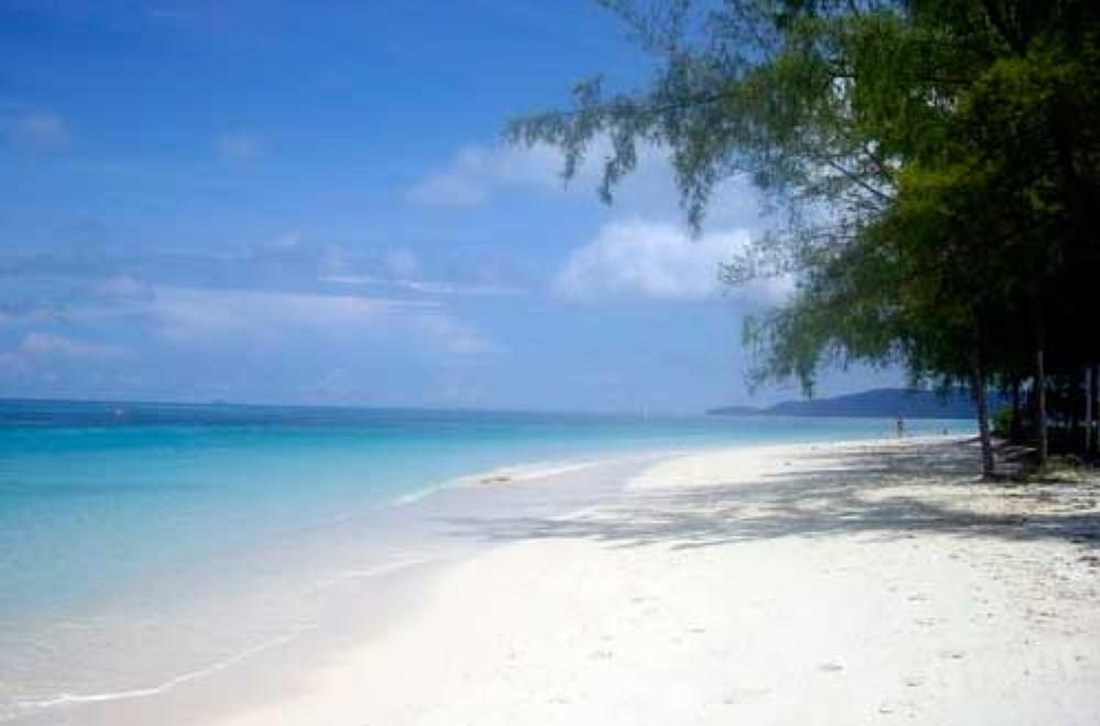 Остров Ко Бамбу Koh Bamboo