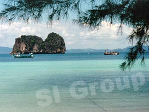 Остров Нгай