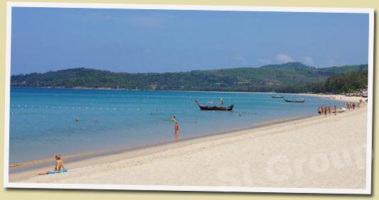 Пляж Релакс Бич Relax beach