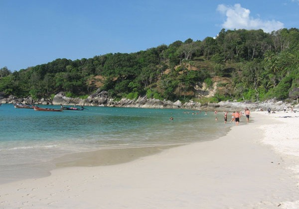 Freedom Beach, Phuket. Learn more about all the beaches of Phuket