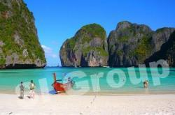 Phi Phi Island - Thailand Islands