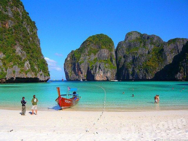 Острова Пхи Пхи – Phi – Phi - Острова Тайланда
