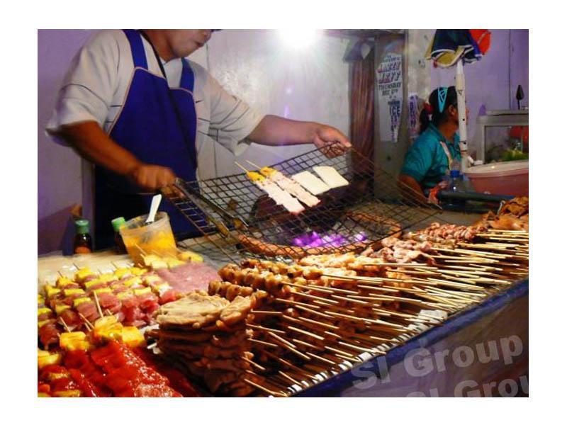 Макашница в Тайланде