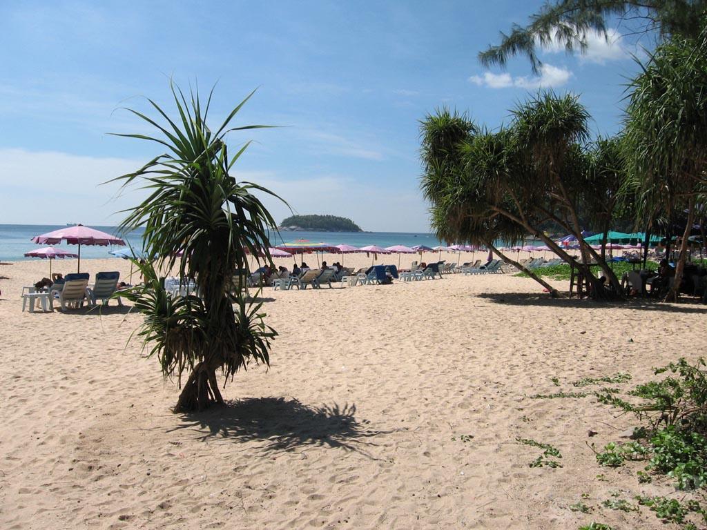 Пляж Мерлин, Merlin Beach Пхукет