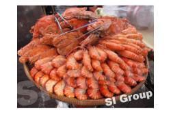 Морепродукты Таиланда: Креветки