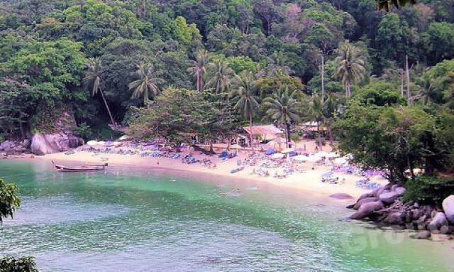 Paradise beach Phuket Beach Paradise Beach in Phuket