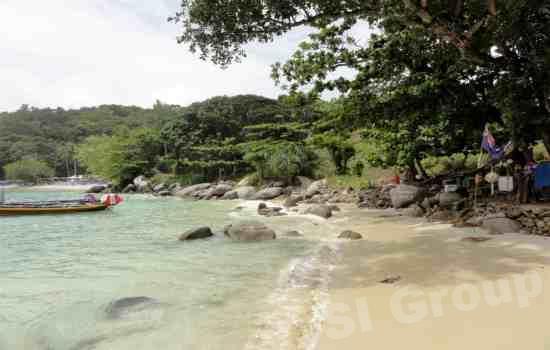 Paradise beach Phuket Пляж Парадайз бич на Пхукете