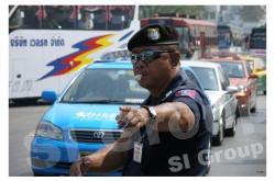 Правила дорожного движения в Тайланде