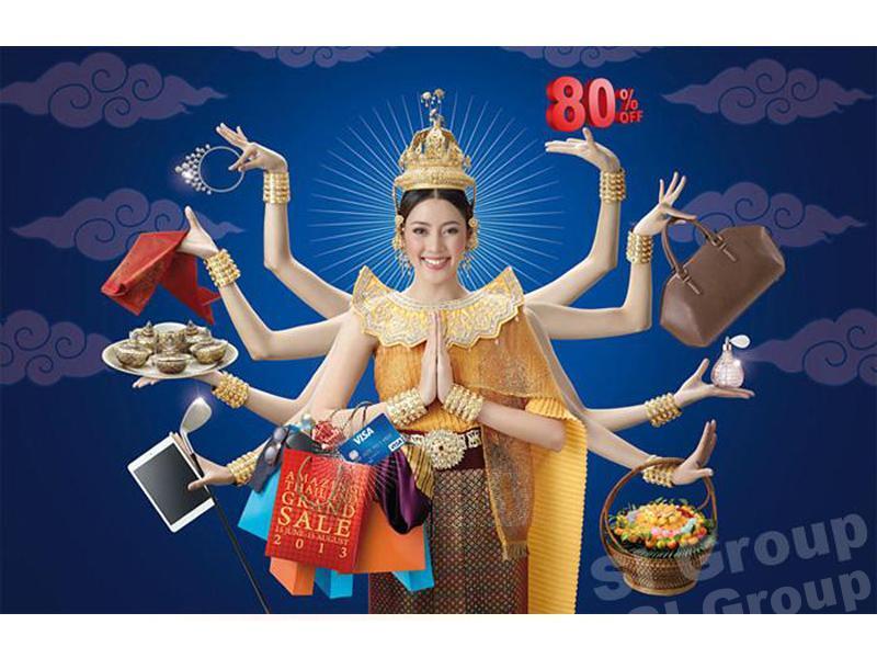 Sales in Phuket