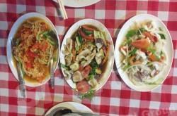 Тайская кухня - палитра вкусов