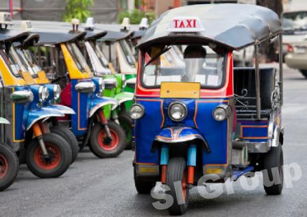 Такси на Пхукете