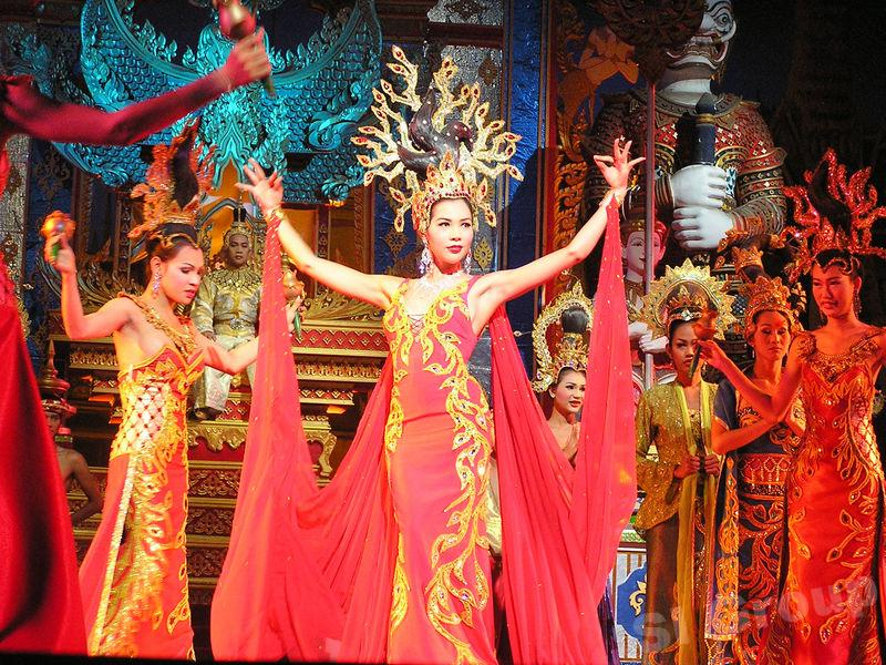 Театральное искусство Таиланда