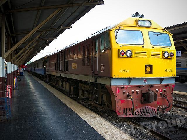 Железнодорожный транспорт в Тайланде