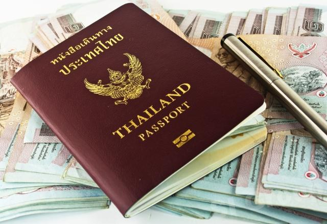 O regime de vistos na Tailândia