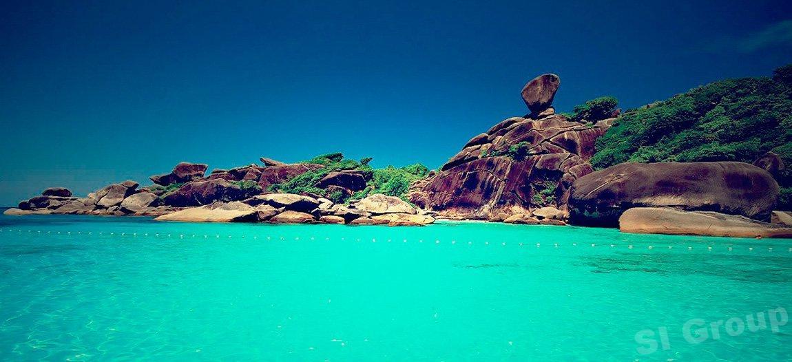 Симиланские острова экскурсия