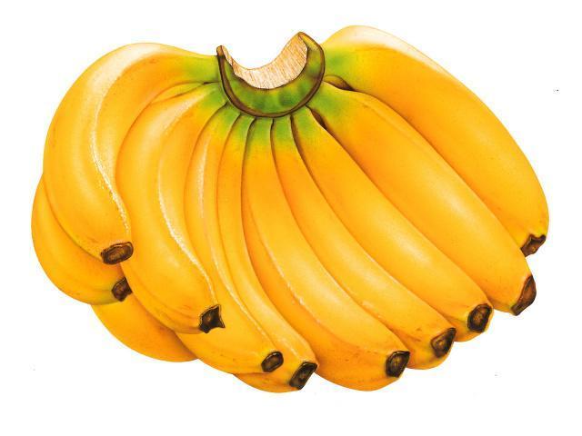 Бананы (Kluay Nam Wa)-кладезь витаминов, безопасный и вкусный антидепрессант